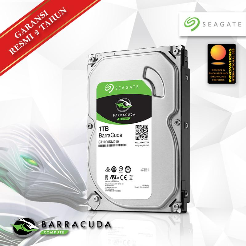 Seagate Barracuda 1TB PC SATA3 7200 RPM 3.5