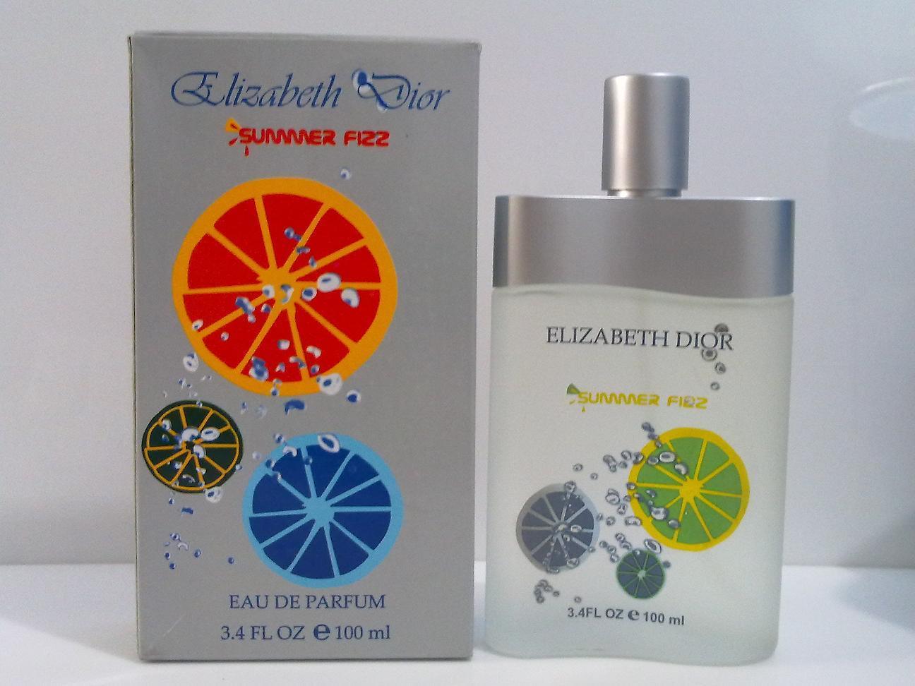Parfum Wanita Terbaik Elizabeth Summer Fizz EDP 100 ml - BPOM