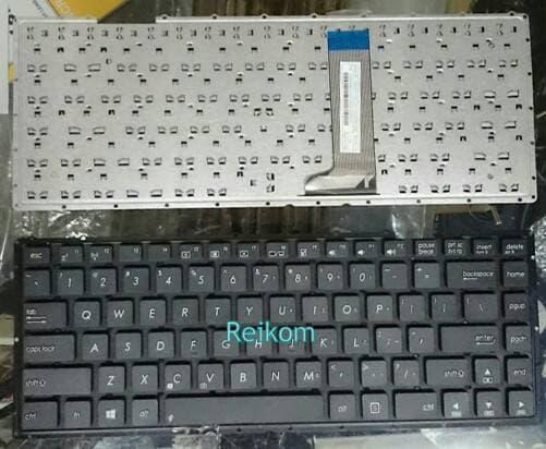 Terbaru!! Keyboard Asus A455L, D451, D451E, X451, X451C, X451M, X452, X551 - ready stock
