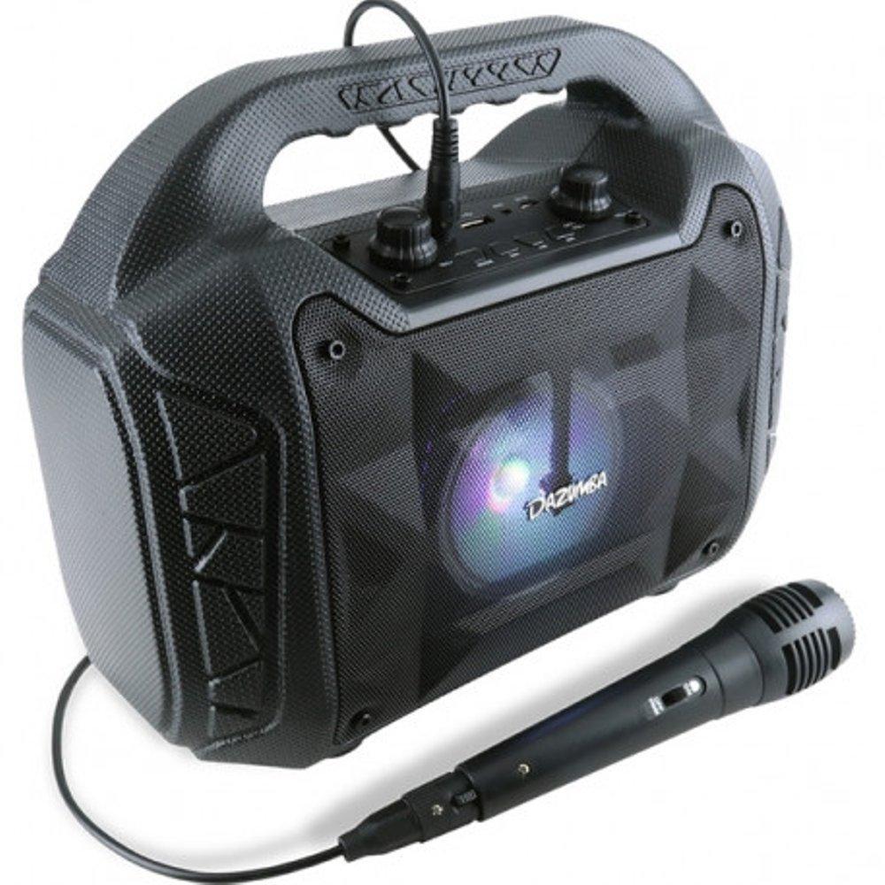 Jual Speaker Portable Terbaik Lazada Psn Card Id 100ribu Playstationibanezblackcom Dazumba Aktif Dw 086 Bluetooth Subwoofer Bass Karoke