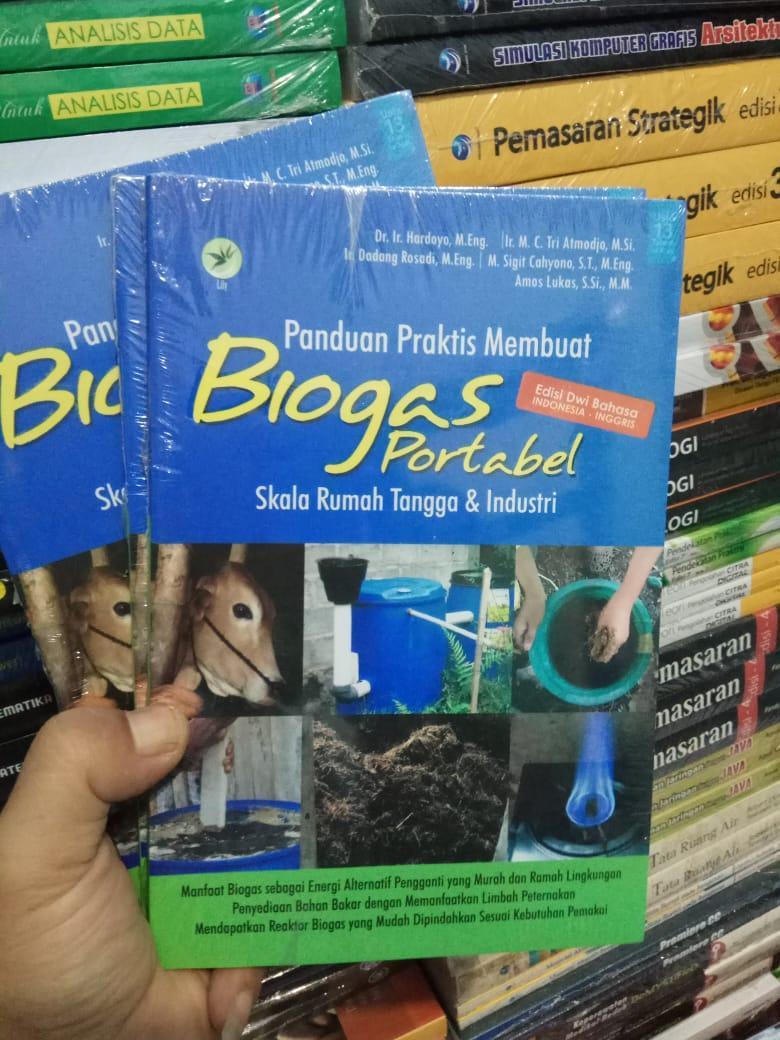 Buy Sell Cheapest Buku Kreatif Membuat Best Quality Product Deals Panduan Menjahit Praktis Biogas Portabel Hardoyo