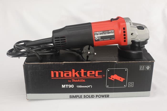 Maktec Makita MT90 MT 90 Mesin Gerinda Selep Gurinda Grinder 4 Inch - bTqDf9