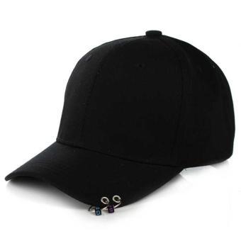 Beli sekarang Ormano Topi Baseball Cool Piercing Design Snapback Pria Wanita  Men Women Fashion Accessories Unisex 5834433188