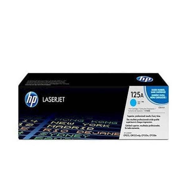 HP Color Laserjet CP1215/1515 Cyan Crtg(CB541A)