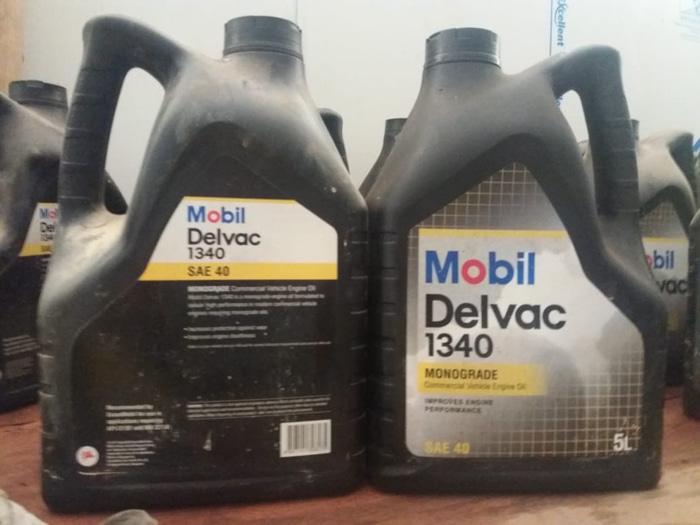 Oli Mobil Delvac 1340 Monograde SAE40 5L