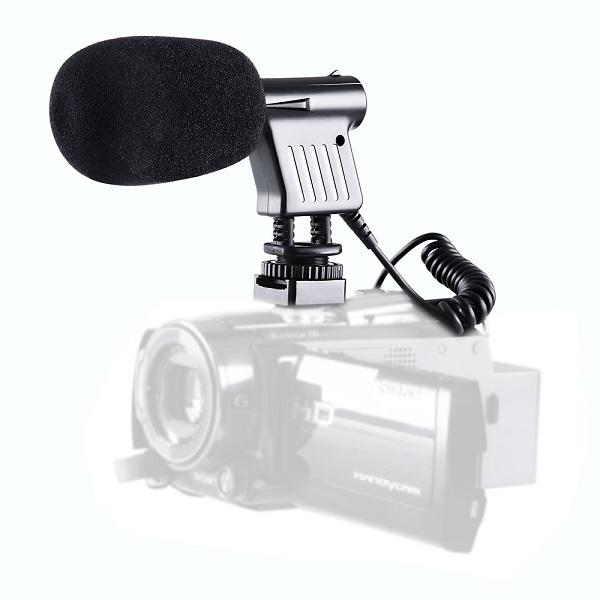 Camcorder BOYA BY-VM01 Mini Condenser Microphone Mirrorless For Vlog