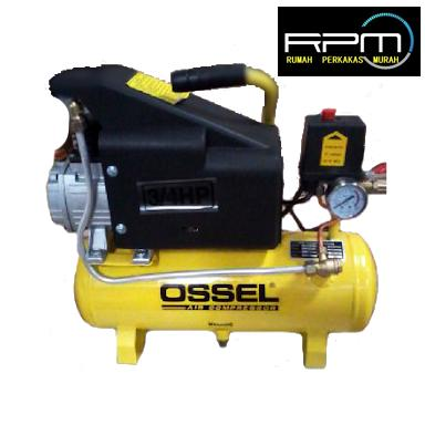 OSSEL Kompresor Angin AC 75-09 3/4 HP