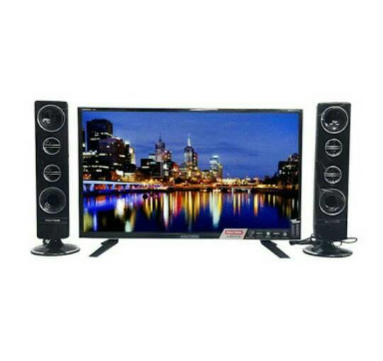 TV LED POLYTRON 24 INCH 24T810 CINEMAX HDMI HD READY USB