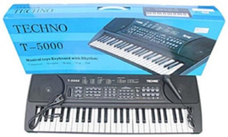 PIANO,KEYBOARD TECHNO T5000