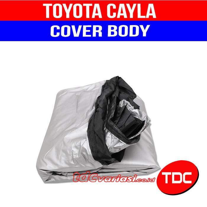 Toyota Calya  Cover Body (Tutup Mobil) -TDC Variasi - ixoU0aaa