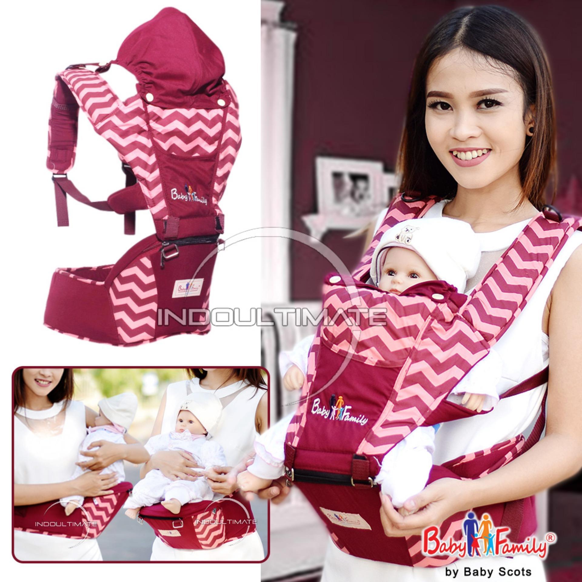 Gendongan Bayi Carrier Terbaik Geos Kaos Simple Sling Size Xl Baby Leon Hipseat By 51 Gb Duduk Anak Depan Multifungsi