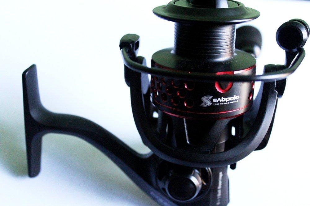 Reel Spinning Sabpolo Concept 3000 10 Bearings Aluminium Spool