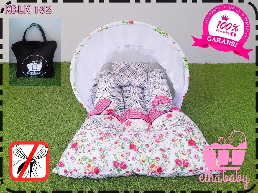 Kasur Bayi Lipat Elhababy Kblk 162  Matras Baby Portable  Kado Bayi Baru Lahir