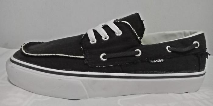 PROMO!!! sepatu Vans zapato hitam KW super - Wp7xPH