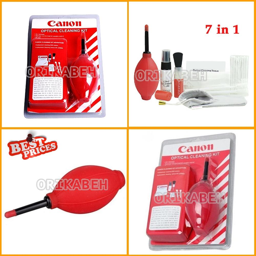 Canon Optical Cleaning Kit / Cleaning Kit Camera Canon / Pembersih Lensa Camera Canon [ orikabeh ]