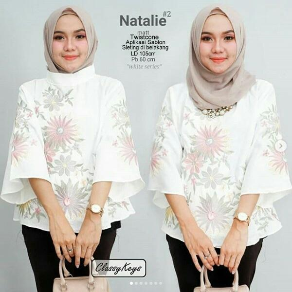 ... Lengan Panjang Korean Style Trendy. Source · Rp 56.900. J&C Natalie Blouse / Blouse Wanita / Blouse Twistcone / Atasan Twistcone /