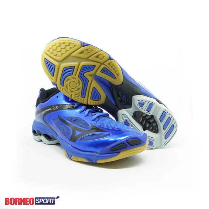 Harga Diskon!! Sepatu Volly Mizuno Wave Lightning Z3 - Art V1Ga170031 - ready  stock adf07e6189