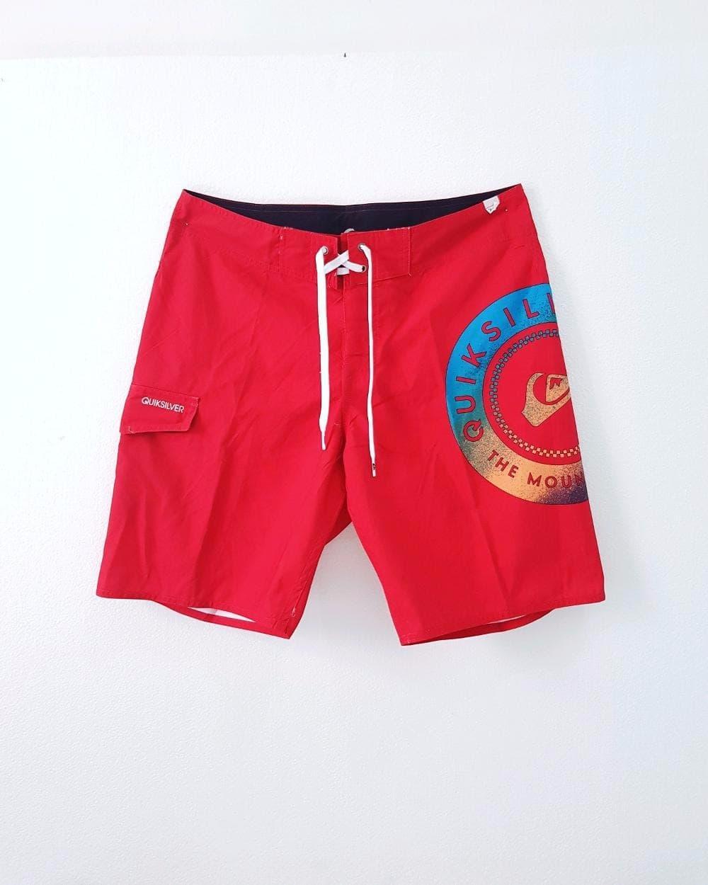 EXCLUSIVE celana pendek pantai quiksilver original not billabong ripc