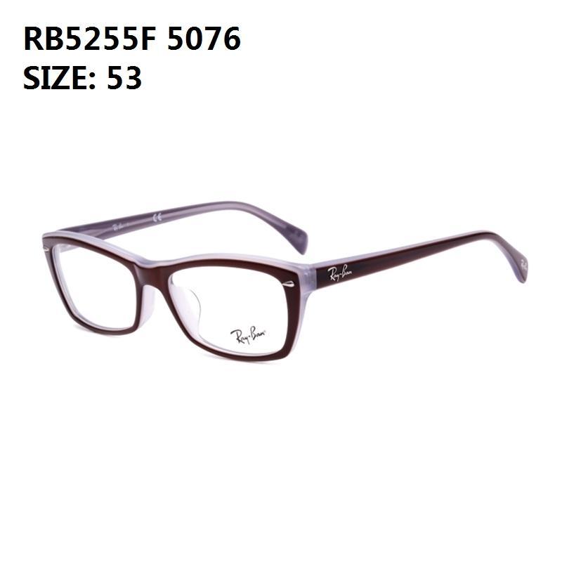 RayBan Bingkai Kacamata Asia Miopia Pria dan Wanita