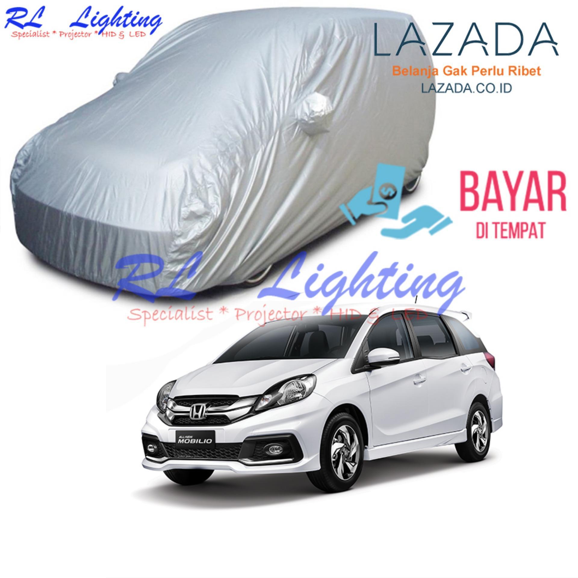 Autofriend Cover Spion Tanpa Lampu Honda Mobilio 2014 Garnish Pelindung Ai 3232 Hrv H Rv 2015 2016 On Foglamp Aksesoris Mobil Modifikasi