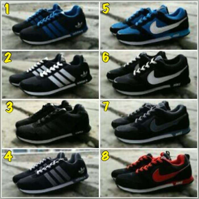 HARGA DISKON!!! Sepatu Nike MD Runner buat Lari Jogging Keren Murah - 3W7O9r