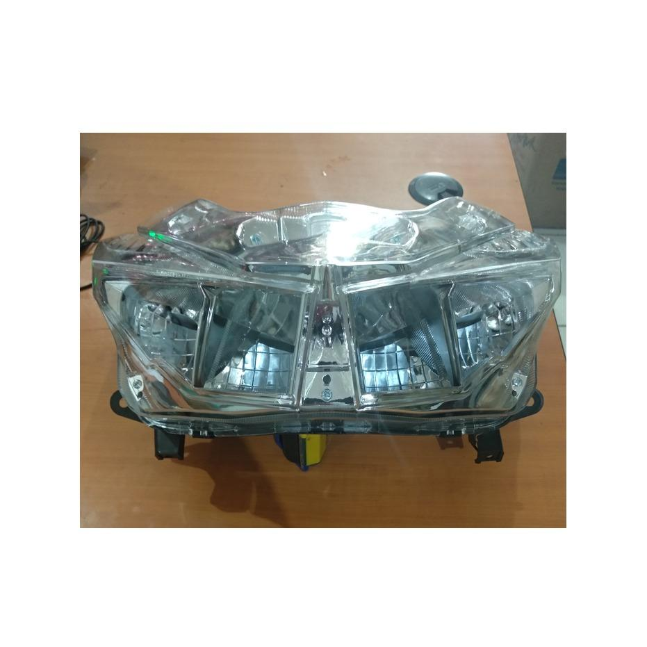 LAMPU DEPAN VARIO 150 PLUS LED