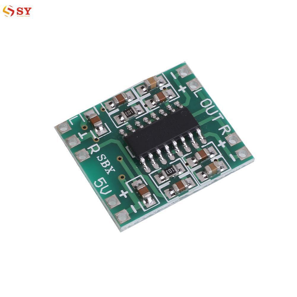 So Young DC 5V Mini Digital Amplifier Board Class D 2*3W USB Power Audio