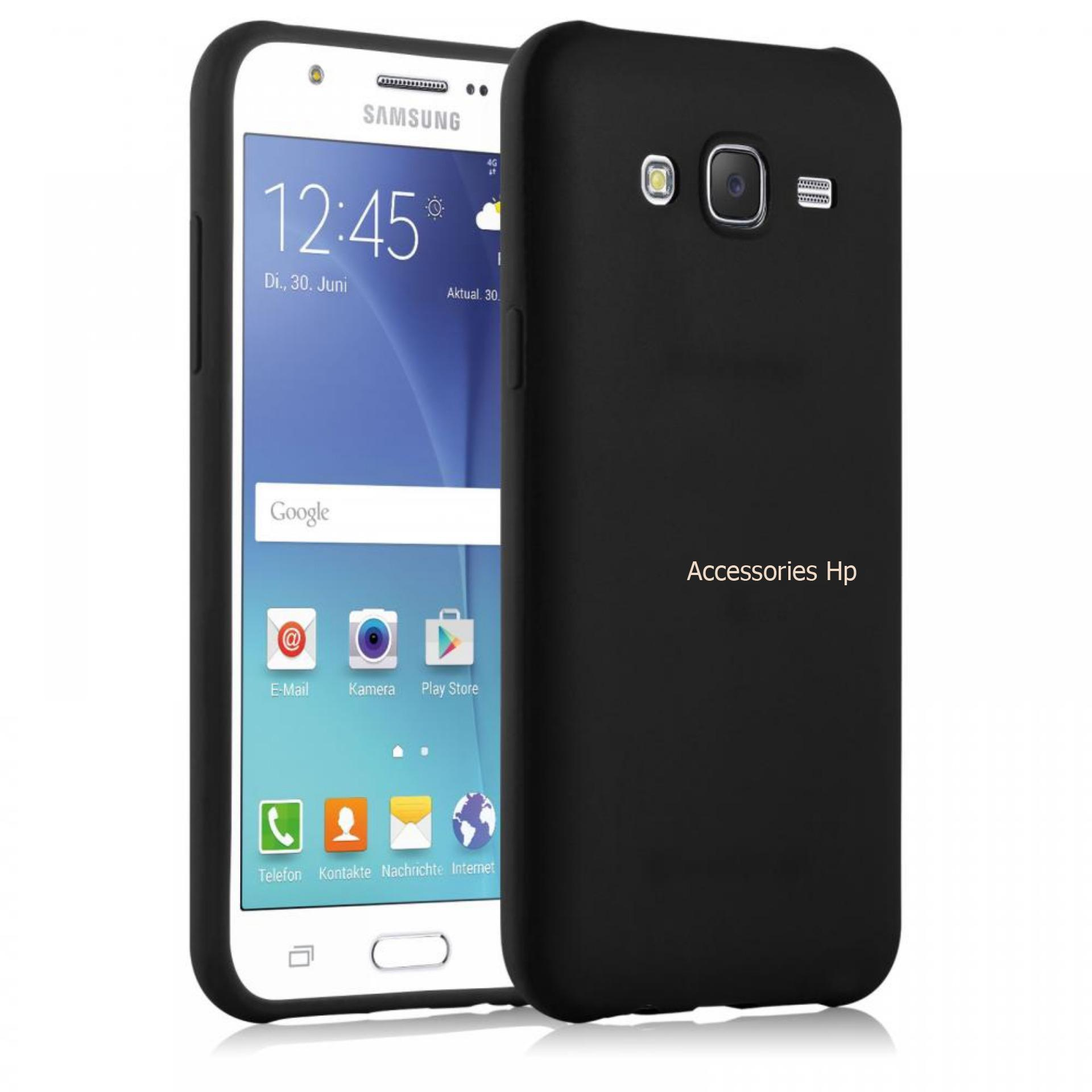 Case Baby Skin Ultra Thin Back Cover Case For Samsung Galaxy J2 Prime - Black