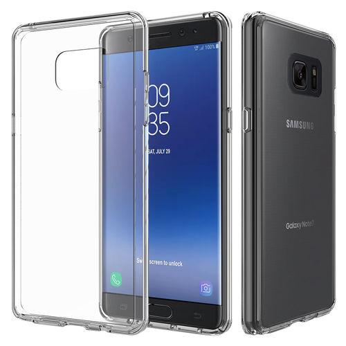 Samsung Galaxy Note FE / Note 7 Hard Case Clear Transparan Ultra Thin Back Cover