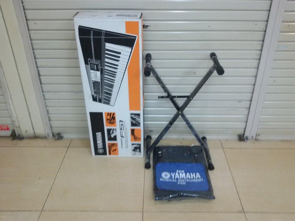 Keyboard Yamaha Psr F51 Bonus Stand Plus Tas