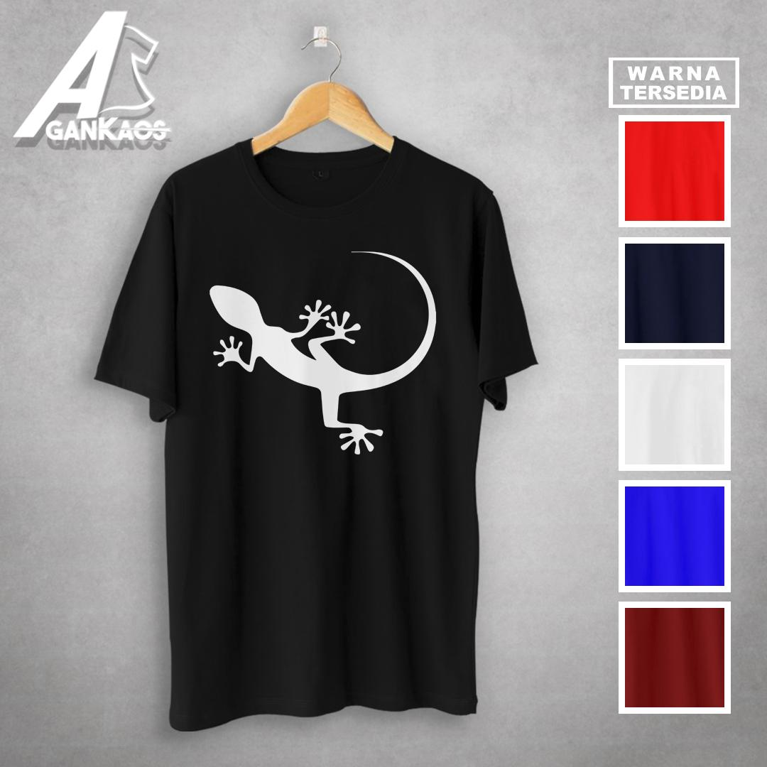 Kaos Gecko Tokek Buy Sell Cheapest Keren Cicak Best Quality Product Deals Kualitas Distro Termurah