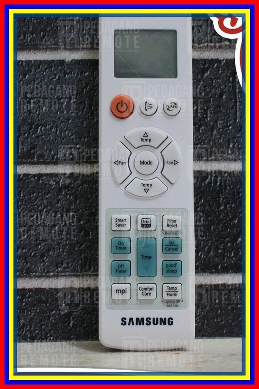 Remot Remote Ac Samsung Kw
