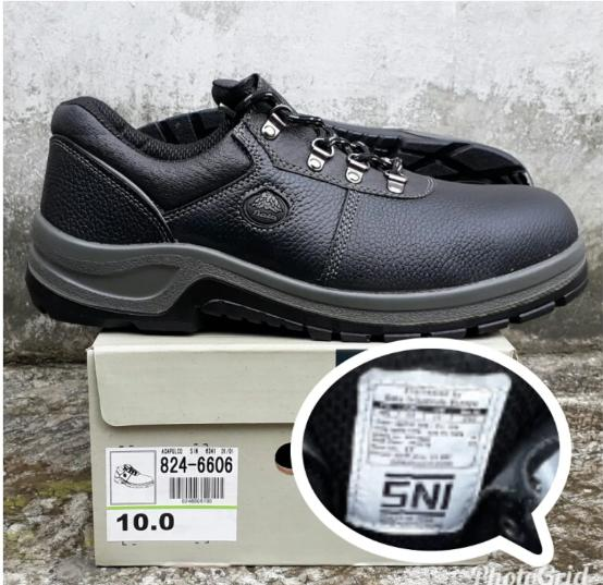 Sepatu Septy Safety Shoes
