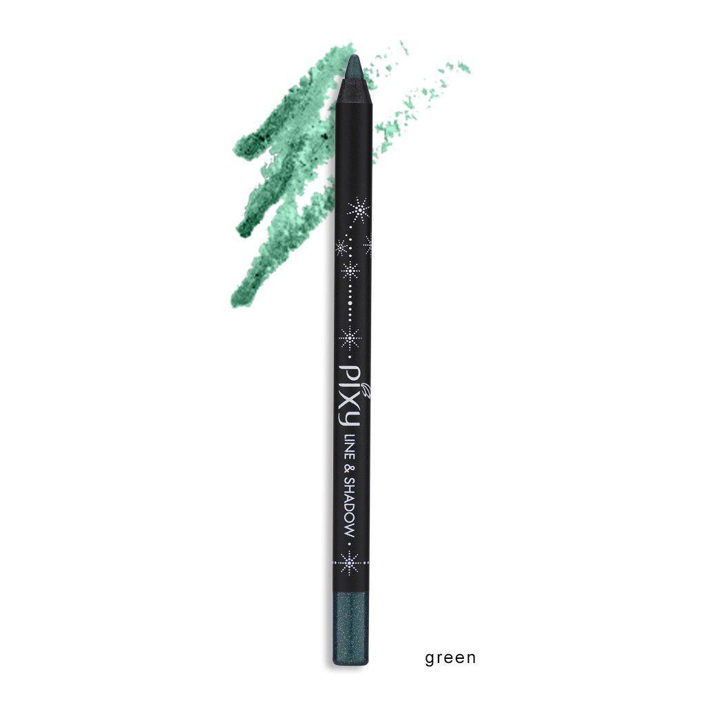 Harga Jual Pixy Eyebrow Black Rp 24500 Brown Line Shadow Green