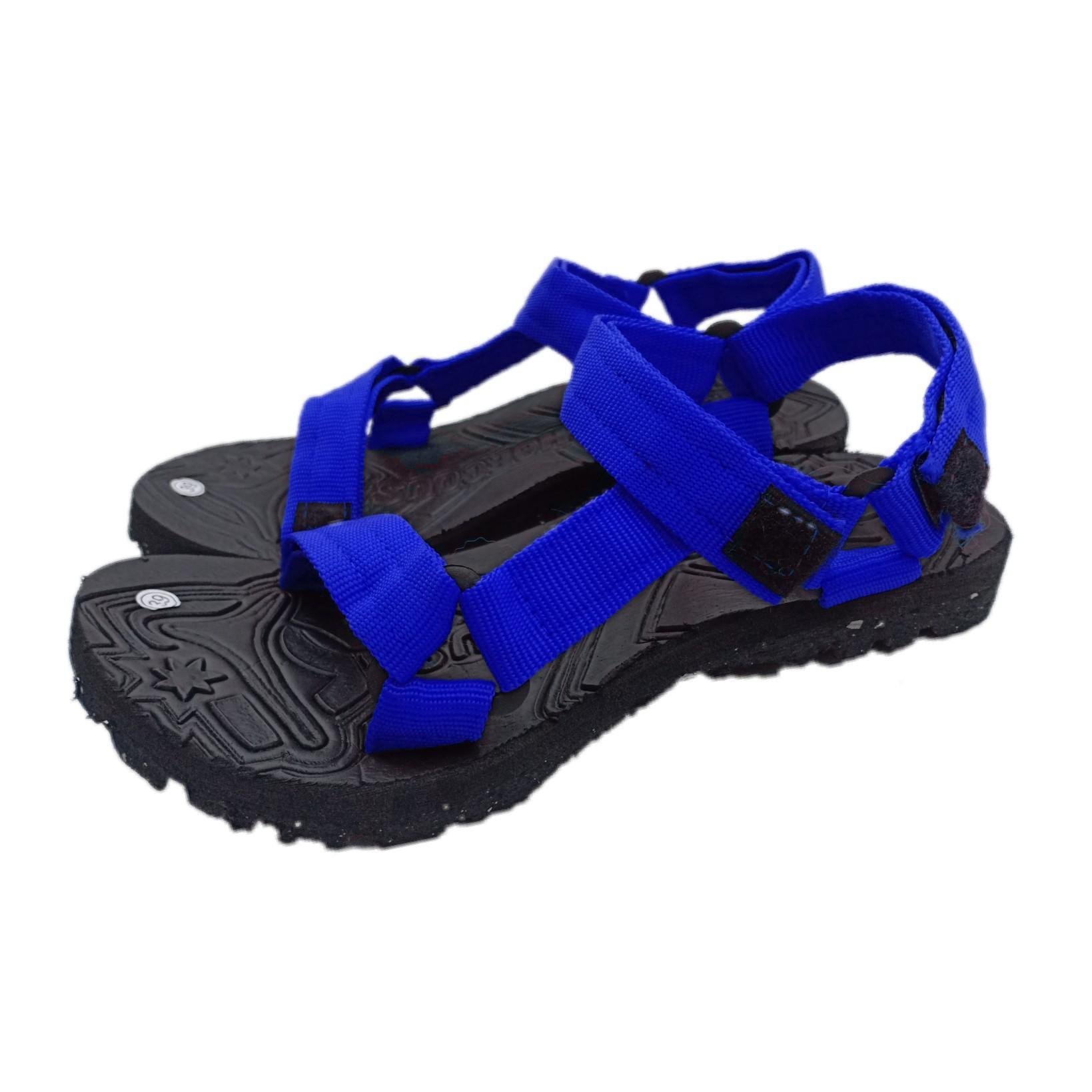 Arsy Sport / Sandal Gunung Pria / Sandal selop / Sandal Pria / Sandal Murah - Biru