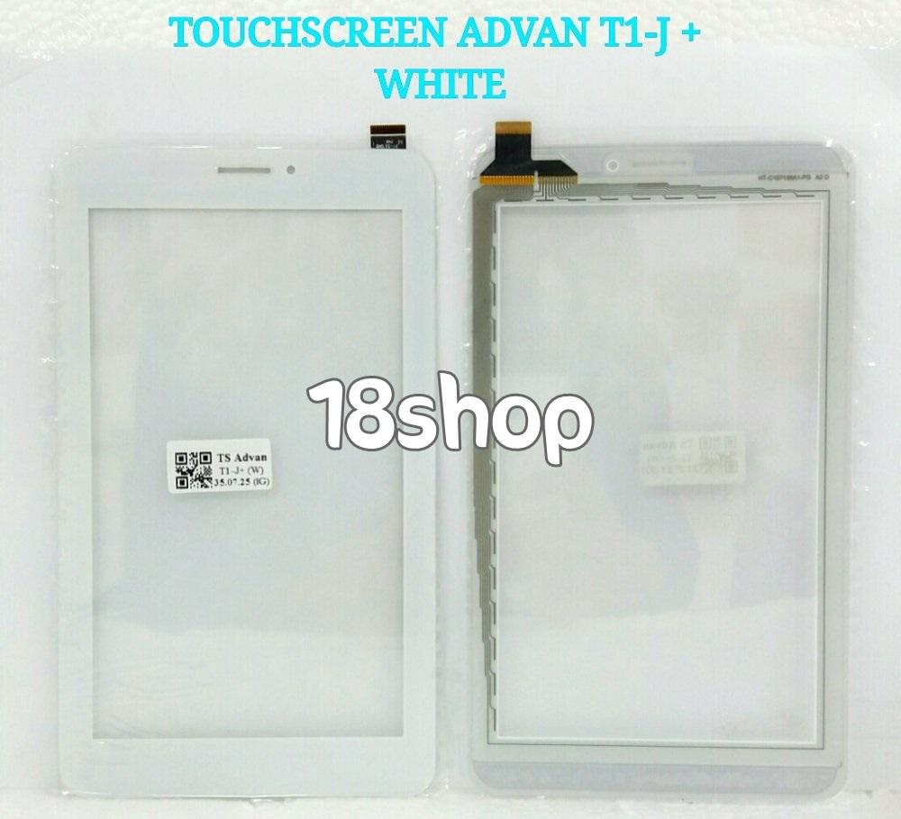 Touchscreen Advan T1-J Plus. Layar Sentuh Advan T1-J Plus. Ts