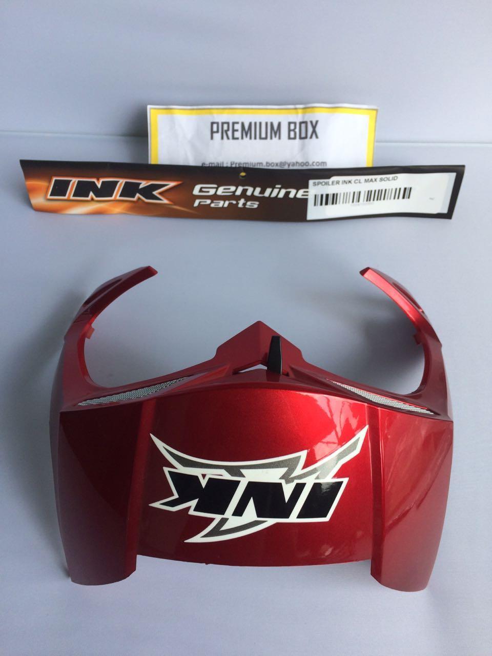 Jual Ink Cl Max Murah Garansi Dan Berkualitas Id Store Visor Dark Smoke Sparepart Spoiler Gunmetalidr96000 Rp 96000