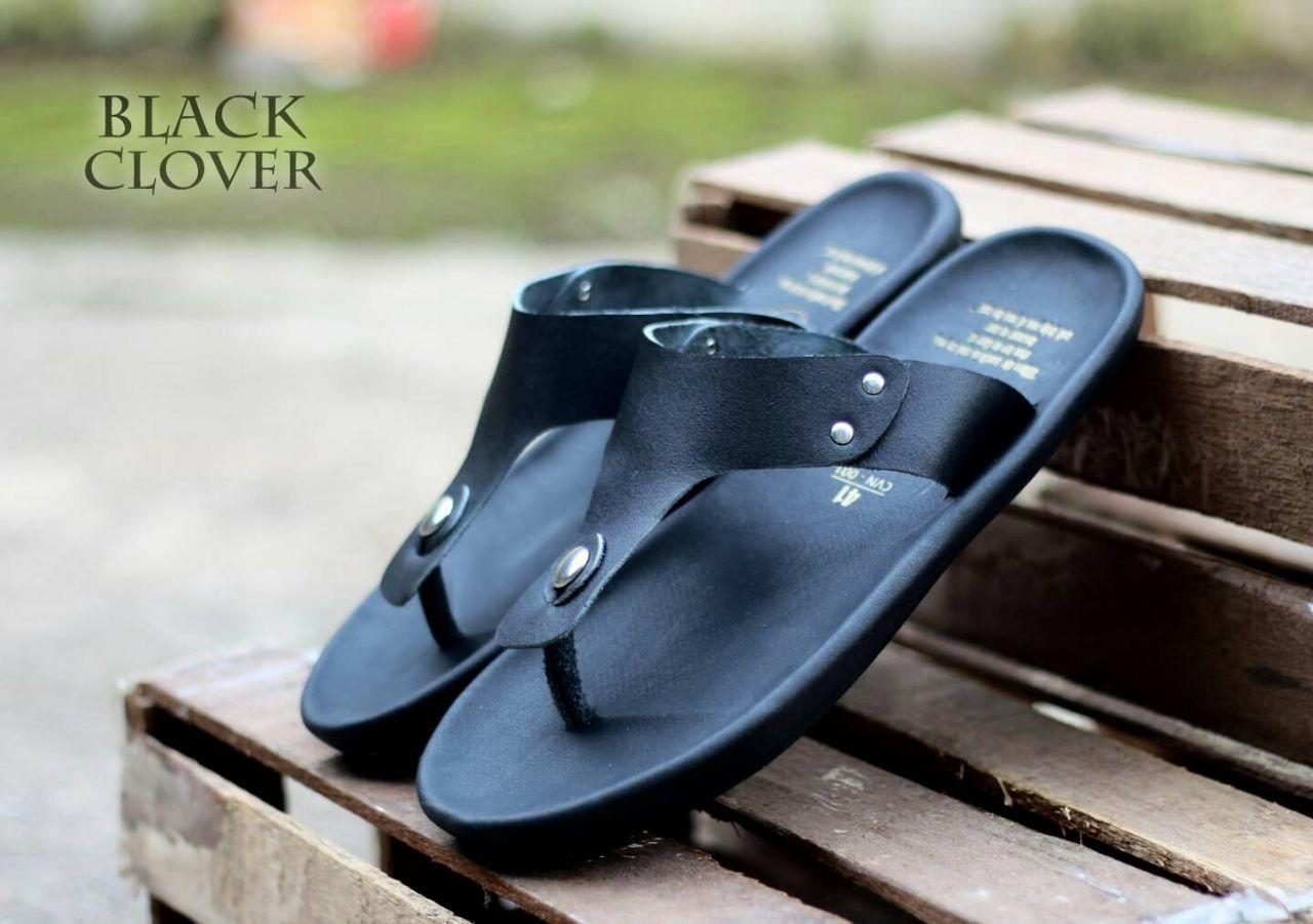 sandal sendal pria warna hitam dan coklat bahan kulit asli cevany Salvo / fashion pria / sandal / sandal flat / sandal pria / sandal gunung / sendal / sendal pria / sendal gunung / sandal pria kasual / sandal pria casual / sandal pria murah S02 GRATISSG01