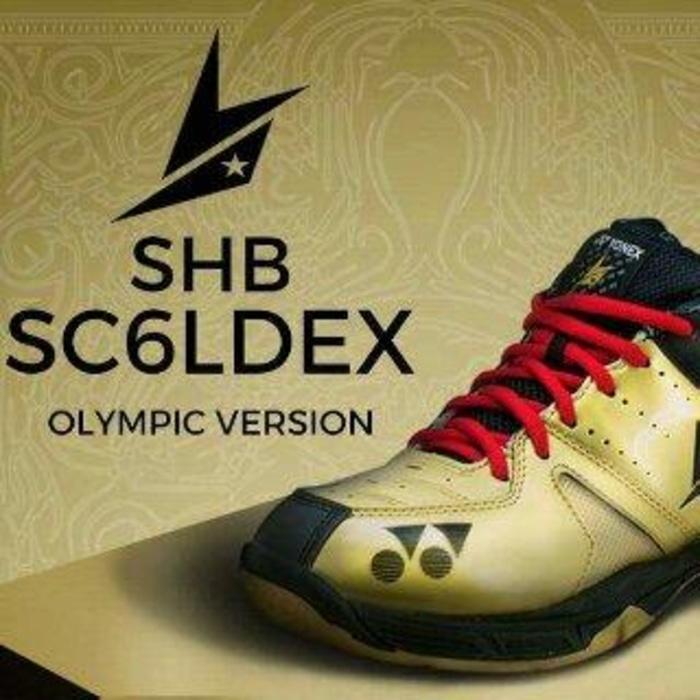 Sepatu Badminton Yonex SHB SC6LD Lindan Rio Edition ! 100% Ori Yonex