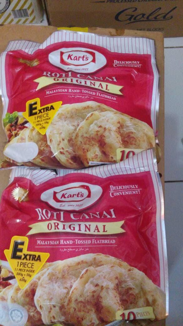 Promo - Roti Canai Original original