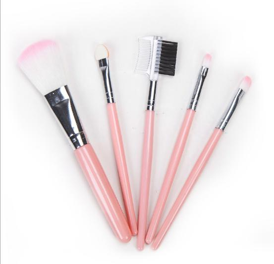 Kuas Make Up SET Isi 5 Makeup Brush PF27