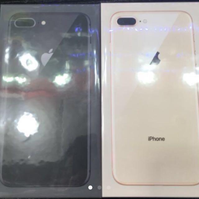 Apple iPhone 8 Plus 256 GB Smartphone - Space Gray