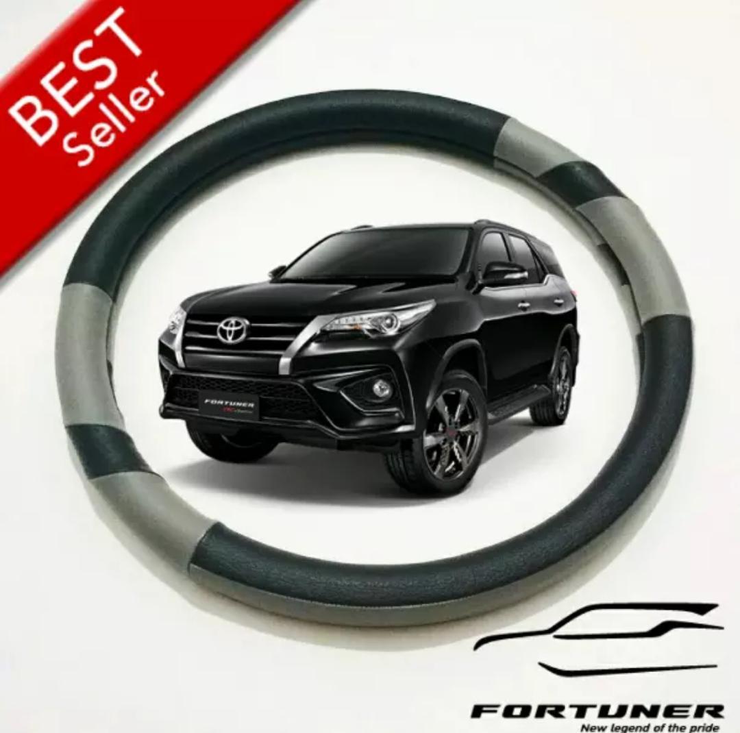 Jual Bantal Mobil Aksesoris Sandaran Leher Kepala Jok Toyota Pelindung Cover Stir Sarung Setir Fortuner Exclusive Klik Aja Utk Pilih W