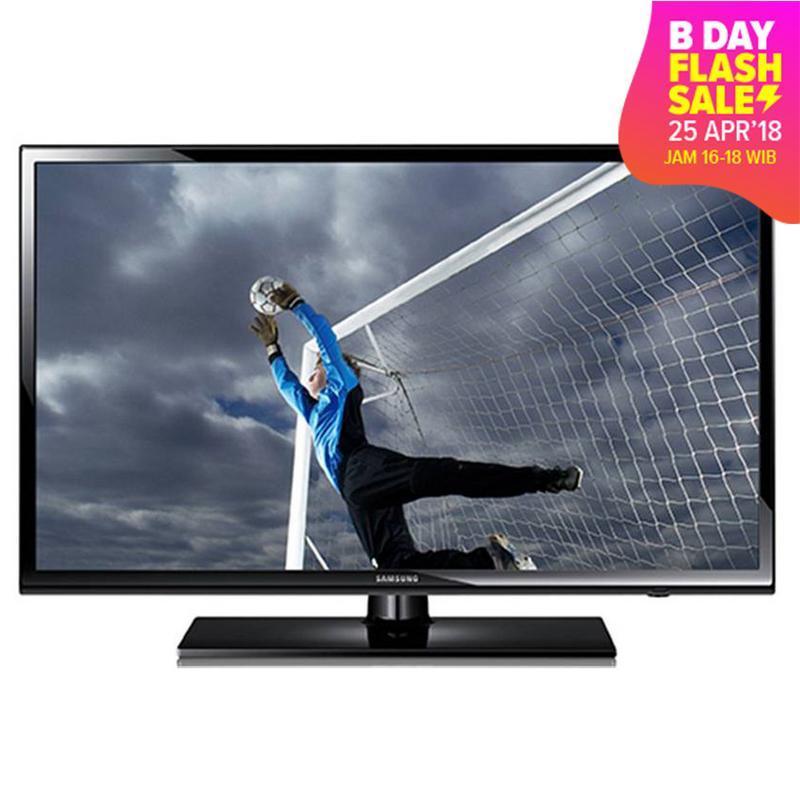 Samsung 32 inch LED HD TV - Hitam (Model UA32FH4003)