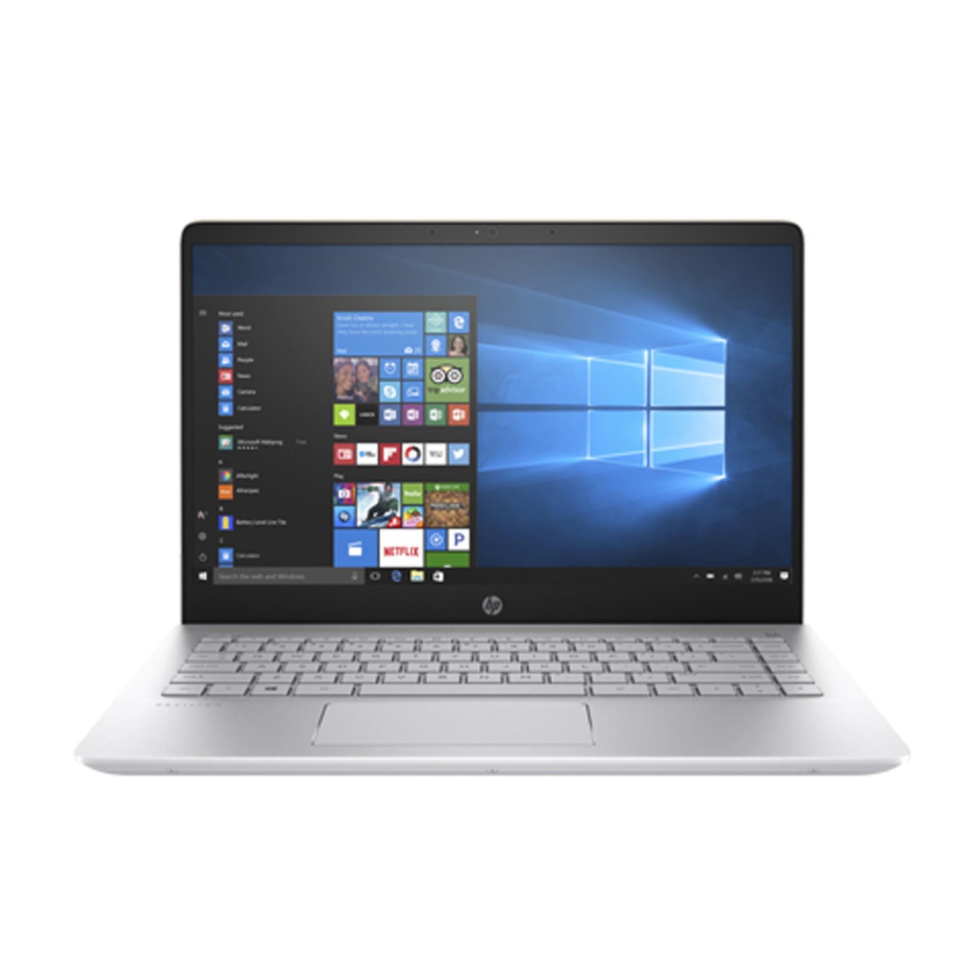 HP Pavilion 14-bf005TX GOLD Ci5-7200U - 8GB - 1TB+128GbSSD - GeForce 940MX 2GB - Win 10H - 2YR