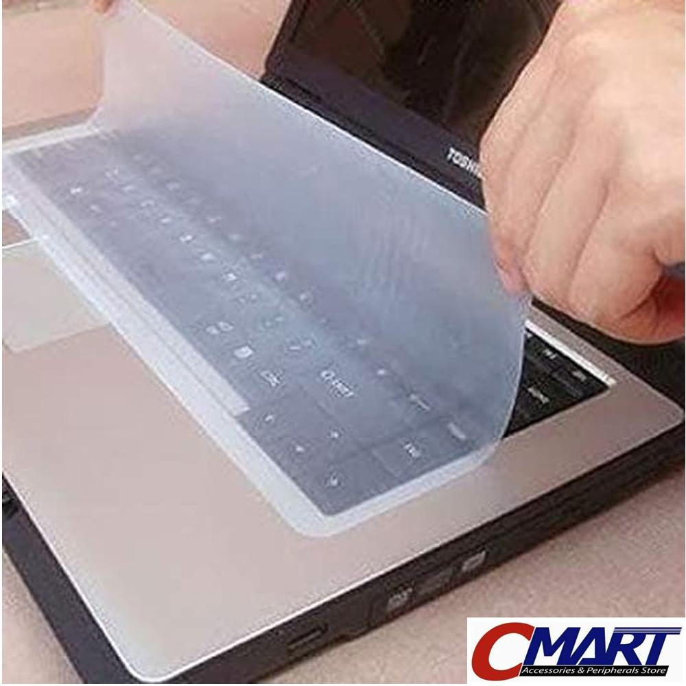Skin Keyboard Laptop Silicone Cover Protector - Grc-Skin-Keyboard By Cmart Computer.