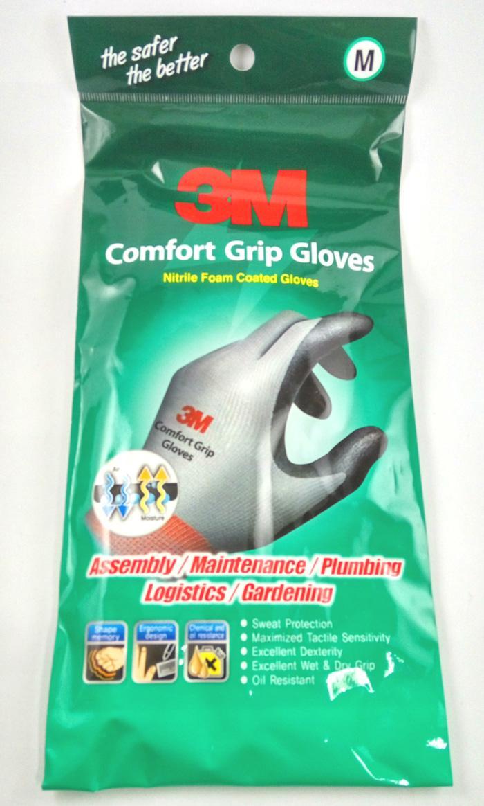 Sarung Tangan , 3M Comfort Grip Gloves Termurahh