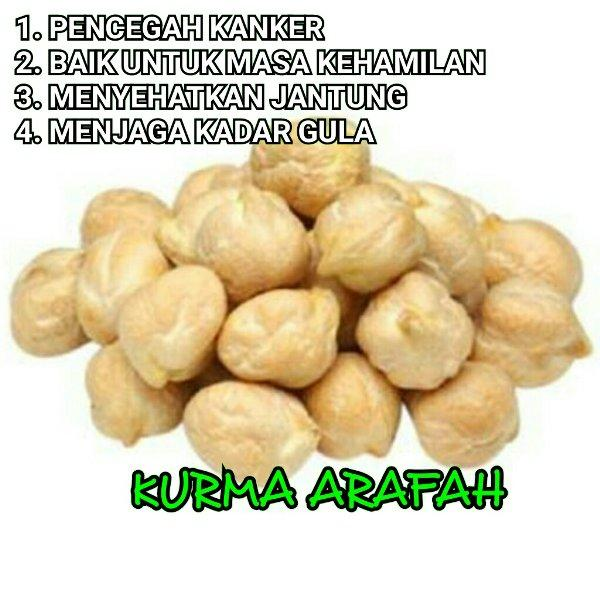 Kacang Arab India 500 Gr By Jokul.