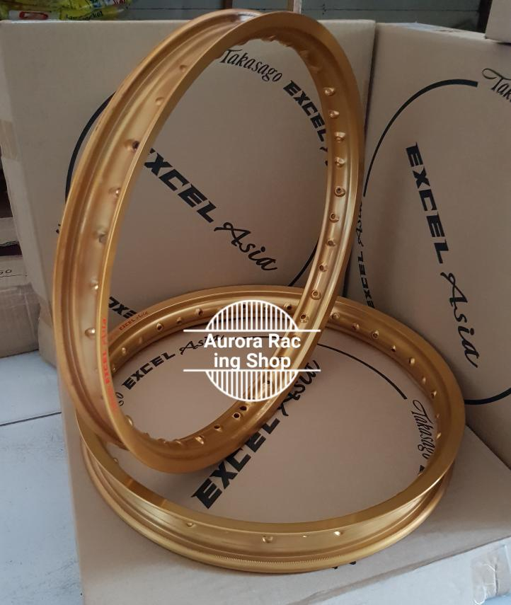 Velg Takasago Excel Asia Set Ring 17 x 140 / 160 Gold BEST SELLER