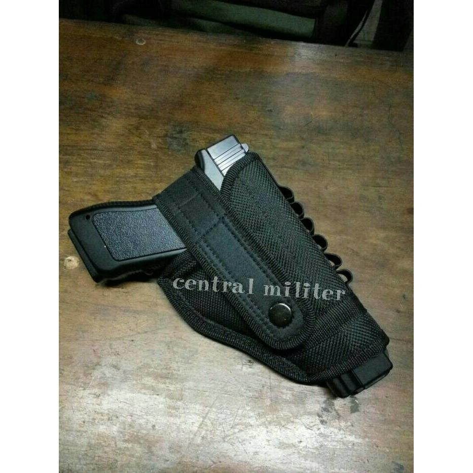 Buy Sell Cheapest Got It Glock Best Quality Product Deals Sarung Pistol Holster Tempat Airsoft Makarov Airsoftgun Baretta Pinggang